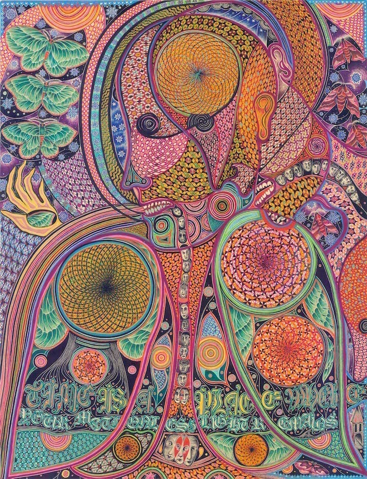Philly-Based Visionary Artist, Musician and Writer Justin Duerr